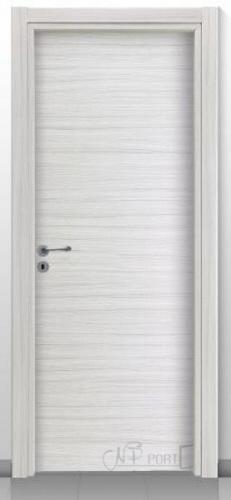 Porta interna colore Palissandro bianco, palissandro bianco ...
