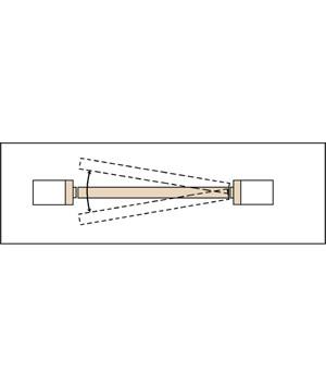 Porte interne con swarosky decoro b1 con 40 swarosky for La porta media