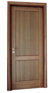 Porte interne in laminato massello laminato massellato con colori classici e moderni - Verniciare porte interne laminato ...
